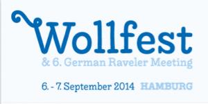 Wollfest Hamburg 2014