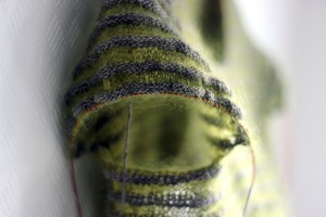 It's all about the yarn (again)