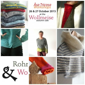 Wollmeise Autumn Sale & Workshops