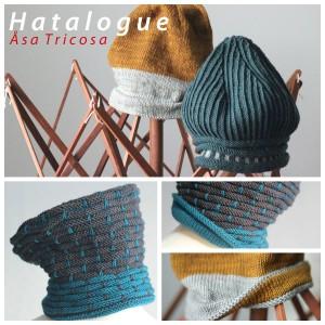 Hatalogue —3 hats