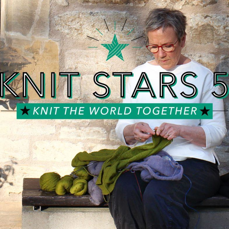 I'm teaching in Knit Stars 5.0 (affiliate link)