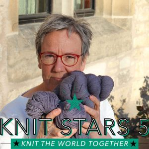 Join me for Knit Stars 5.0!